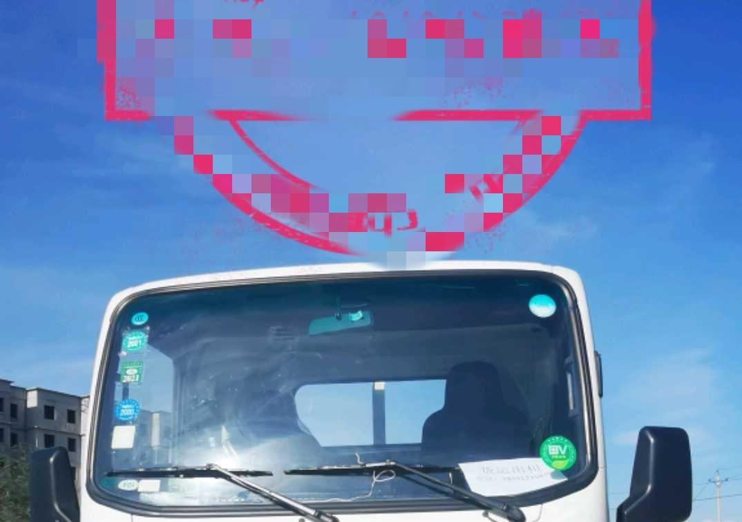 大运奥普力 载货车  105匹 2019年07月 4x2