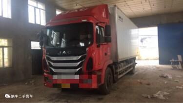江淮格尔发K5L中卡 重载型 载货车  180匹 2020年08月 4x2