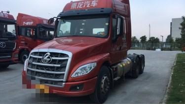 东风乘龙 牵引车  430匹 2019年05月 6x4