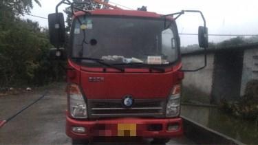 重汽王牌其他車系 載貨車  65匹 2015年09月 4x2