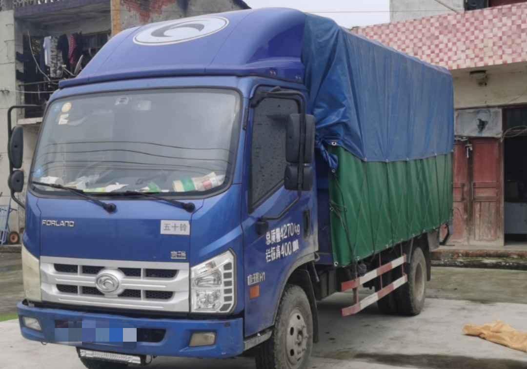 福田歐曼其他車系 載貨車  89匹 2017年03月 4x2