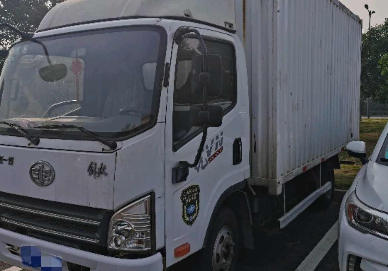 一汽解放其他车系 载货车  110匹 2018年03月 4x2