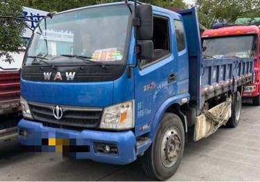 飞碟奥驰奥驰X系 自卸车  130匹 2016年06月 4x2