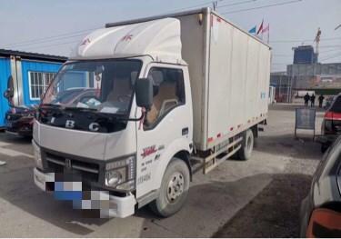 江淮格尔发K5L中卡 载货车  95匹 2015年08月 4x2