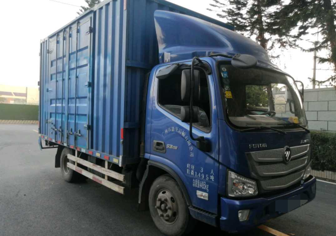北汽福田其他車系 載貨車  146匹 2019年11月 4x2