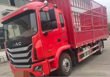 江淮格爾發K5L中卡 載貨車  220匹 2020年05月 4x2