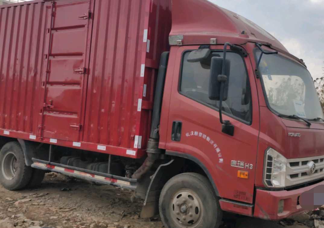 #其他品牌 載貨車  120匹 2017年05月 6x2