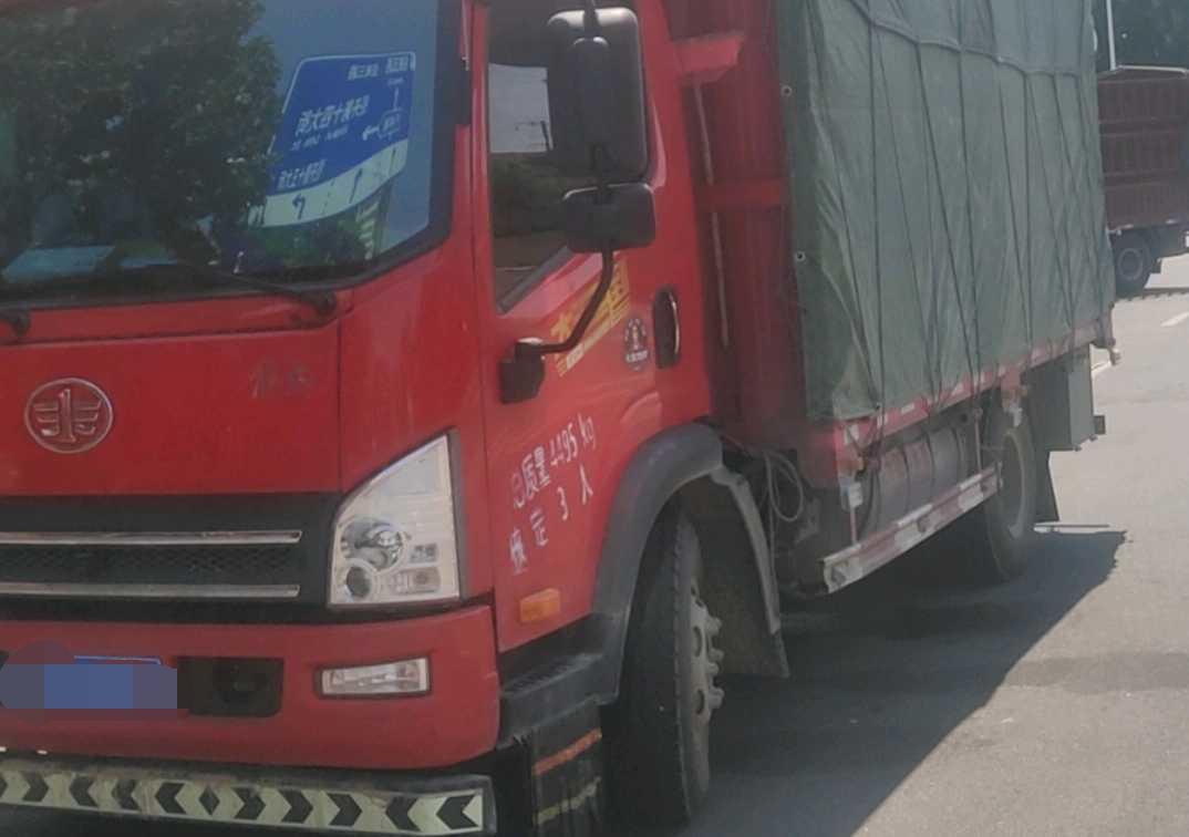 青島解放其他車系 載貨車  160匹 2020年05月 4x2
