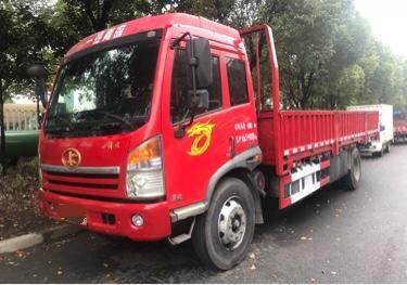 青島解放其他車系 載貨車  160匹 2014年11月 4x2