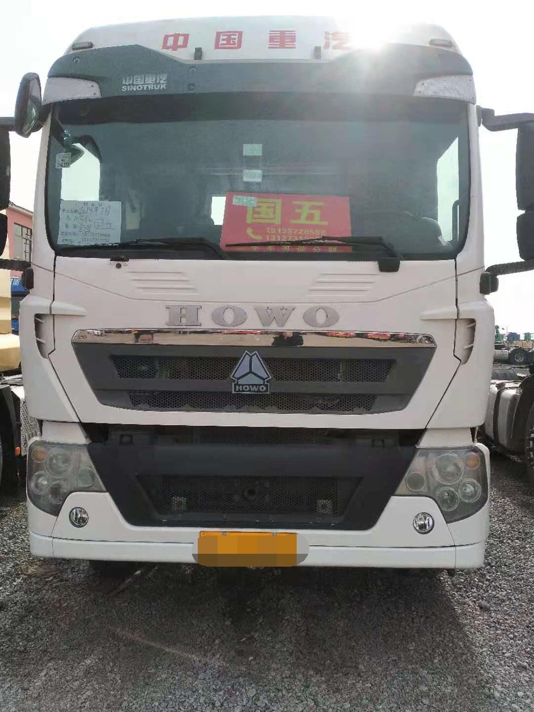 中国重汽HOWO 牵引车  350匹 2019年03月 6x4