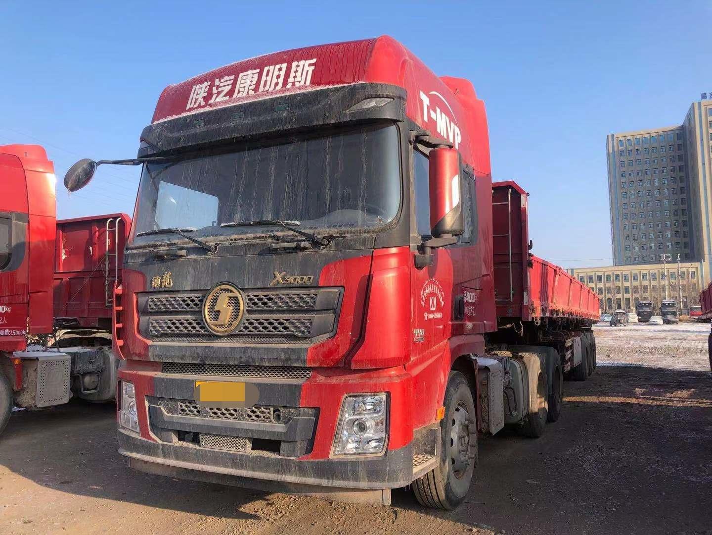 陕汽德龙X3000 牵引车  440匹 2019年10月 6x4
