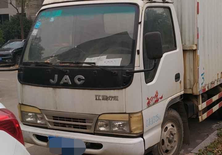 江淮其他车系 载货车  130匹 2014年01月 4x2