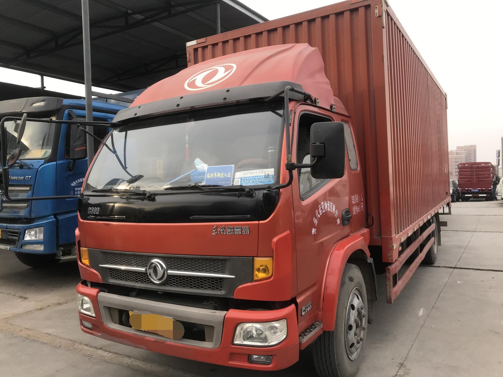 东风其他车系 载货车  160匹 2015年10月 4x2