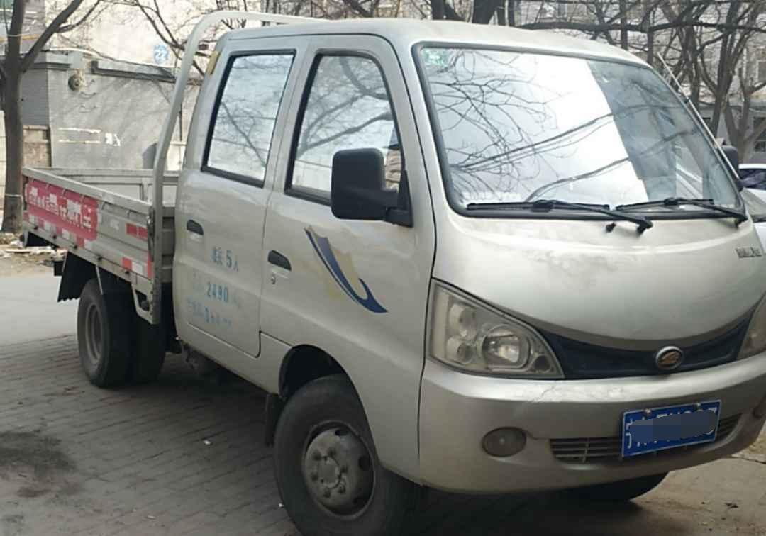 #其他品牌哈飞汽车黑豹1027,载货车  60匹 2011年12月 4x2