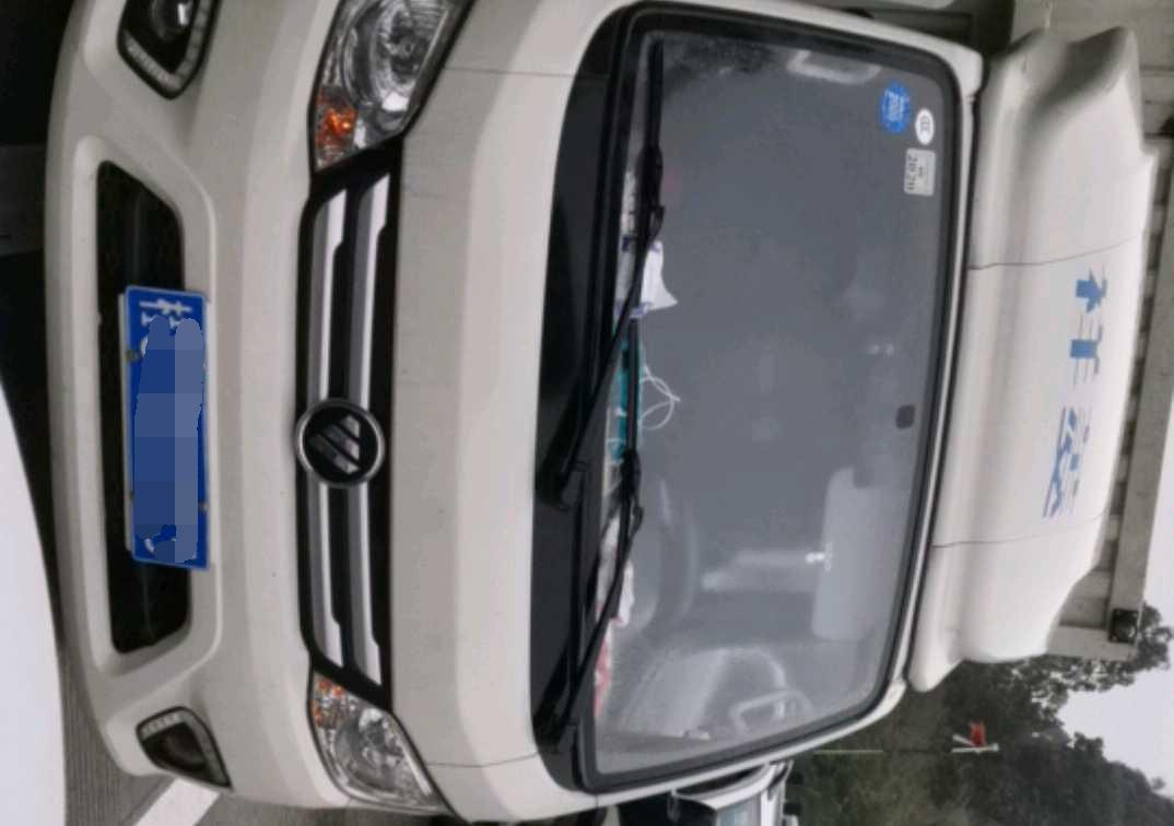 福田欧曼其他车系 载货车  116匹 2020年09月 4x2
