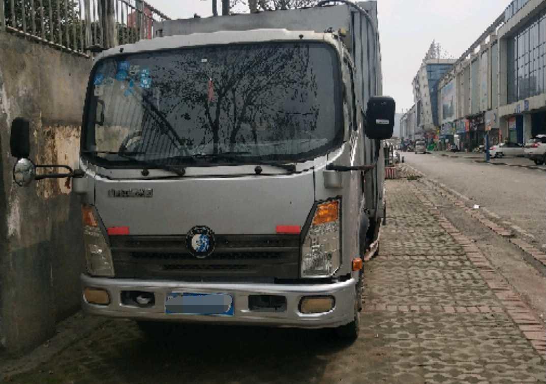 中国重汽王牌 载货车  105匹 2013年07月 4x2