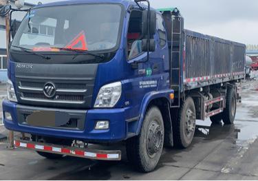 北汽福田瑞沃 载货车  170匹 2019年04月 6x2