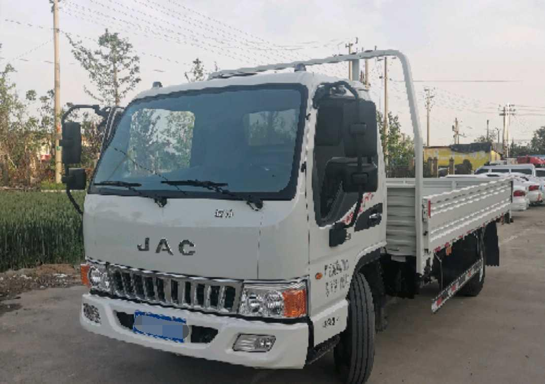江淮其他车系 载货车  130匹 2020年07月 6x4