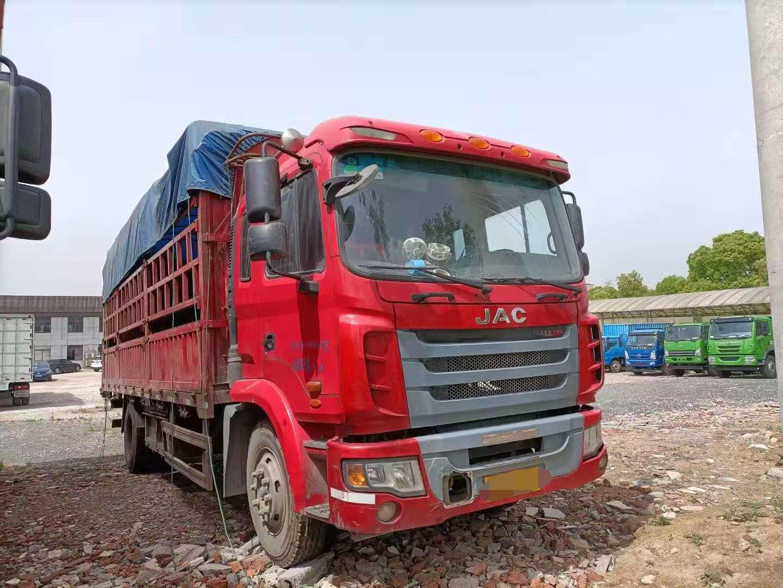 江淮格尔发 载货车  160匹 2016年04月 4x2