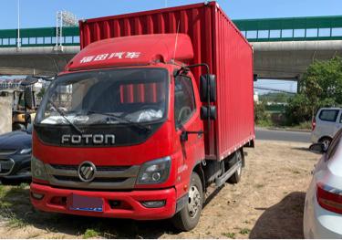 福田欧曼其他车系 载货车  143匹 2020年12月 4x2