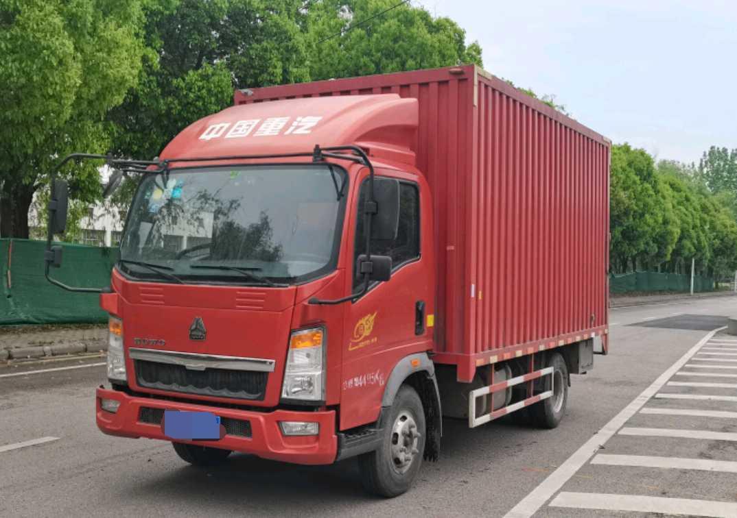 中国重汽其他车系 载货车  100匹 2017年03月 4x2
