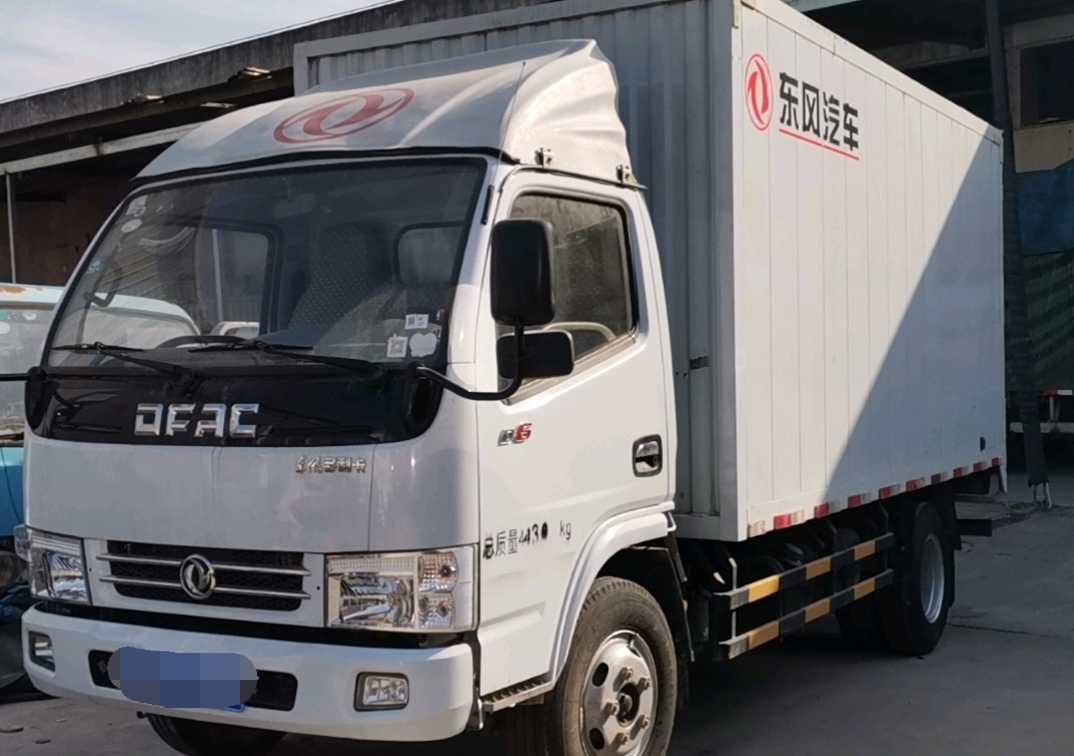 东风其他车系 载货车  120匹 2018年11月 4x2