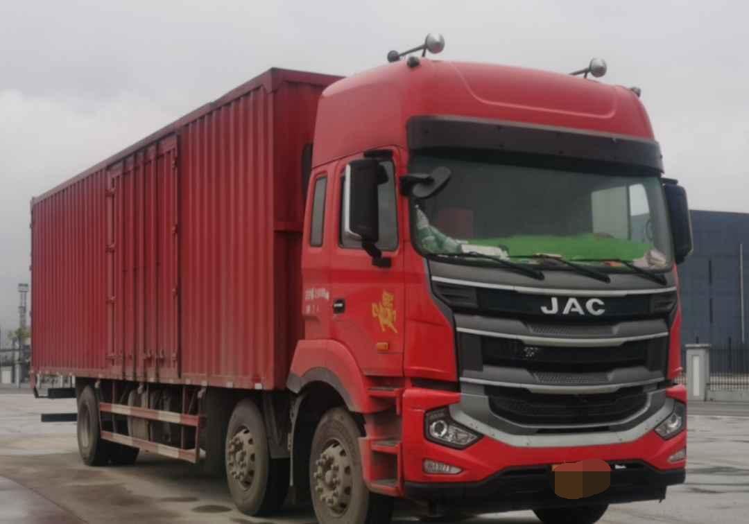 江淮格尔发A5L中卡 豪华型 载货车  220匹 2020年04月 4x2