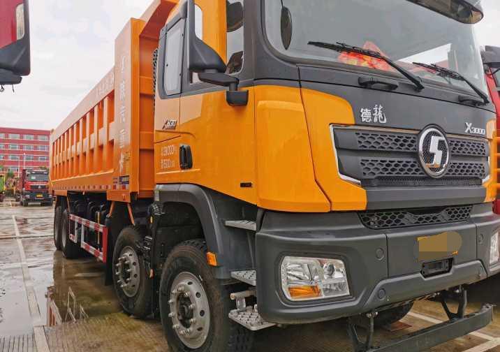 陕汽德龙X3000 自卸车  430匹 2020年12月 4x2