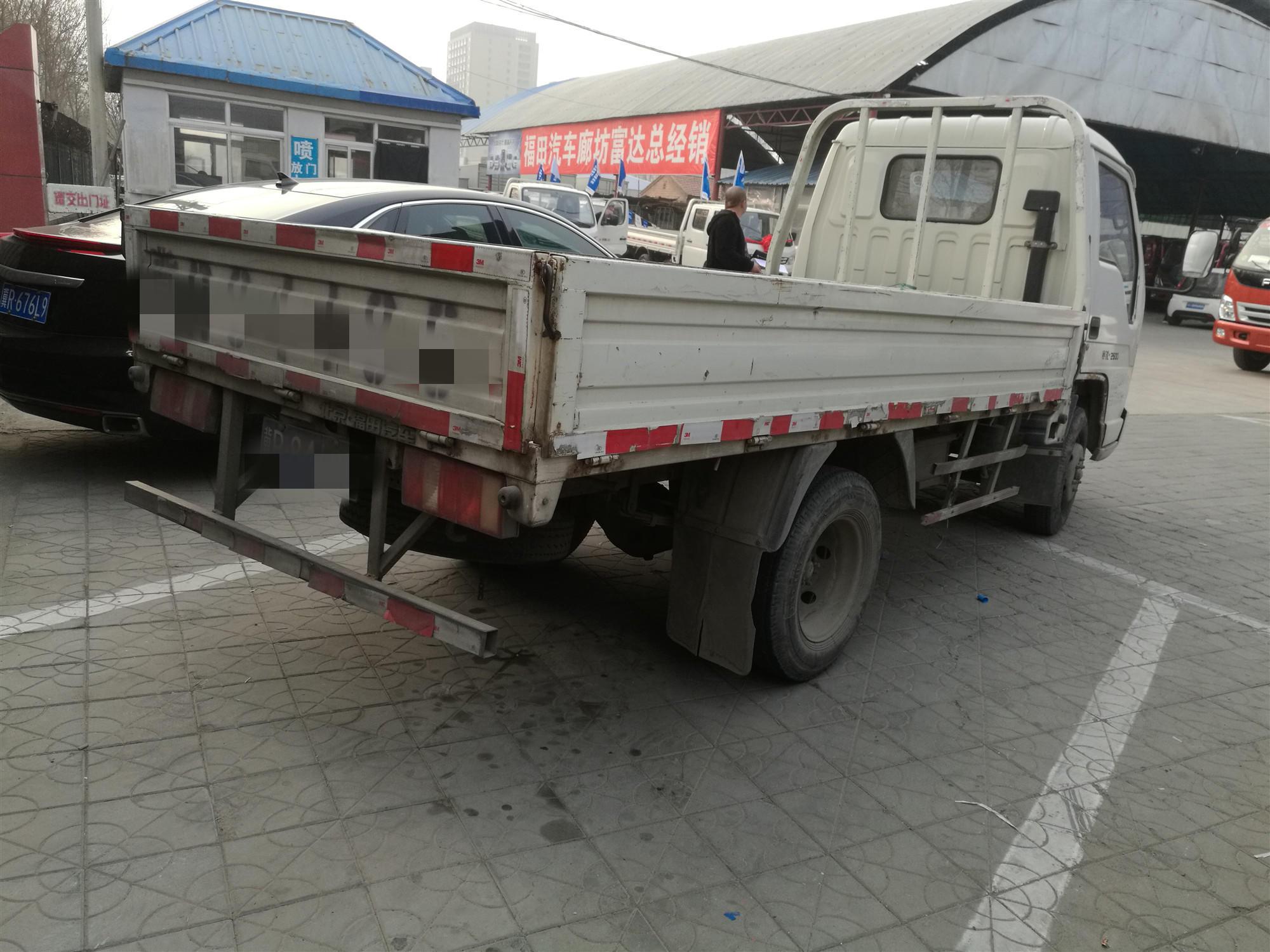 时代小卡之星 载货车  80匹2012年04月 4×2 国四