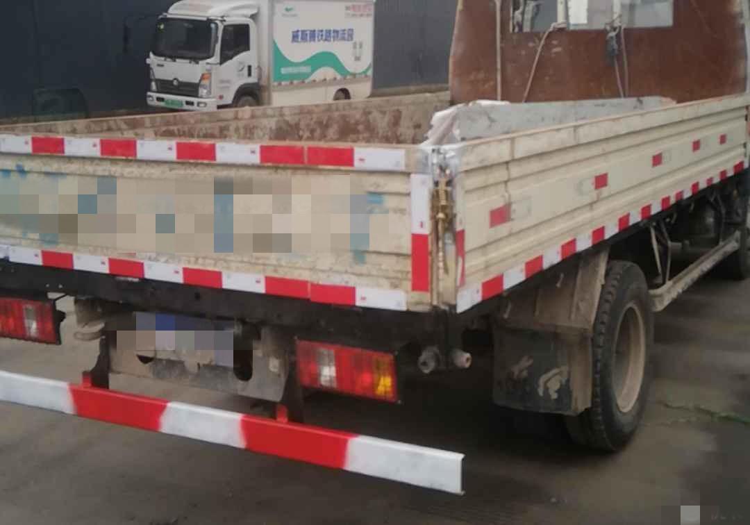 東風多利卡多利卡D5 載貨車  105匹2015年03月 4×2 國五