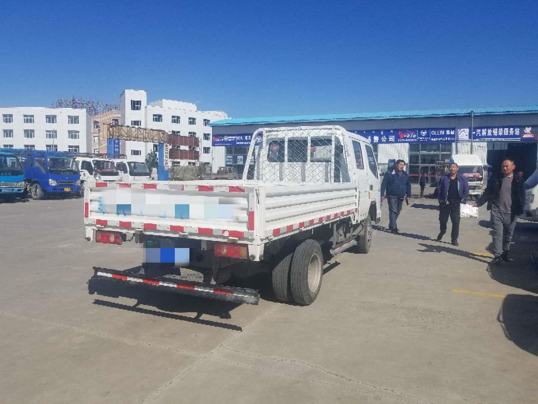 唐骏汽车唐骏EV 载货车  85匹2016年06月 4×2 国四