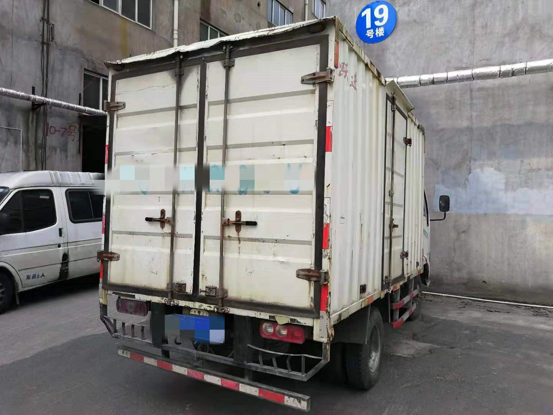上汽跃进开拓X300 载货车  65匹2015年11月 4×2 国五