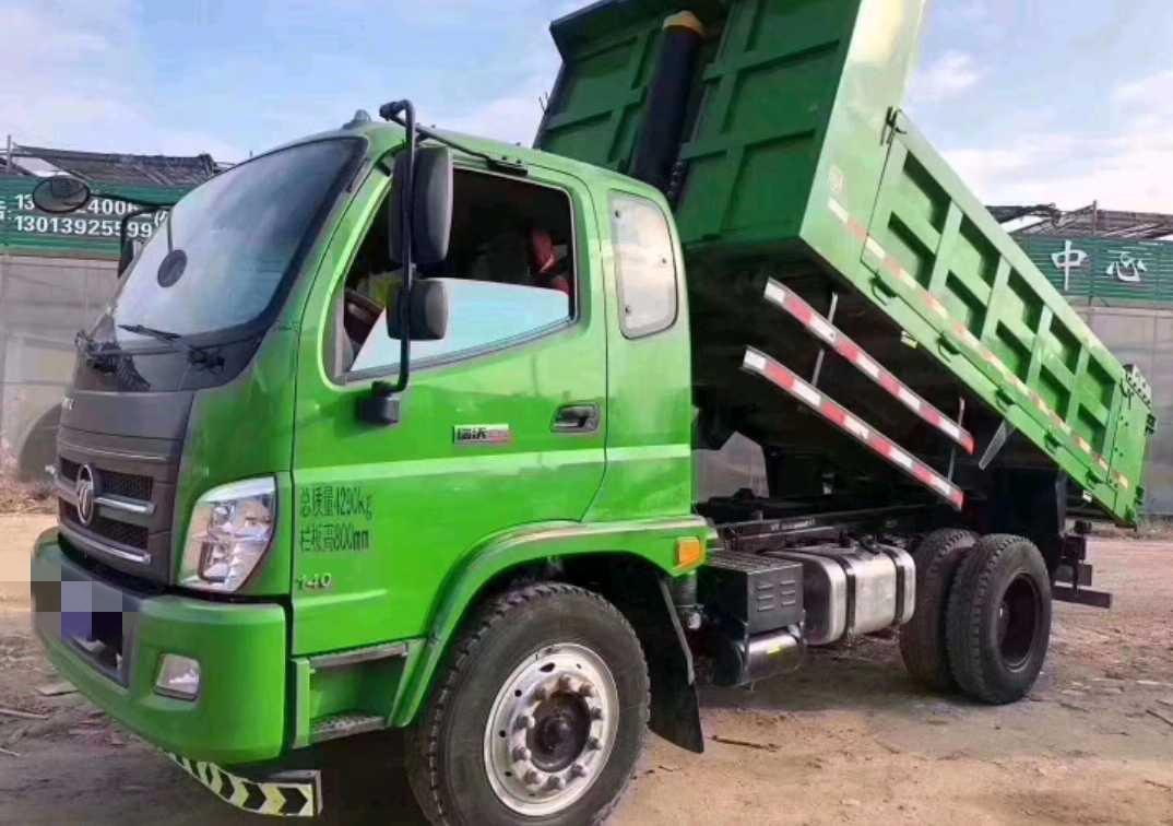东风其他车系 自卸车  160匹2018年12月 4×2 国五