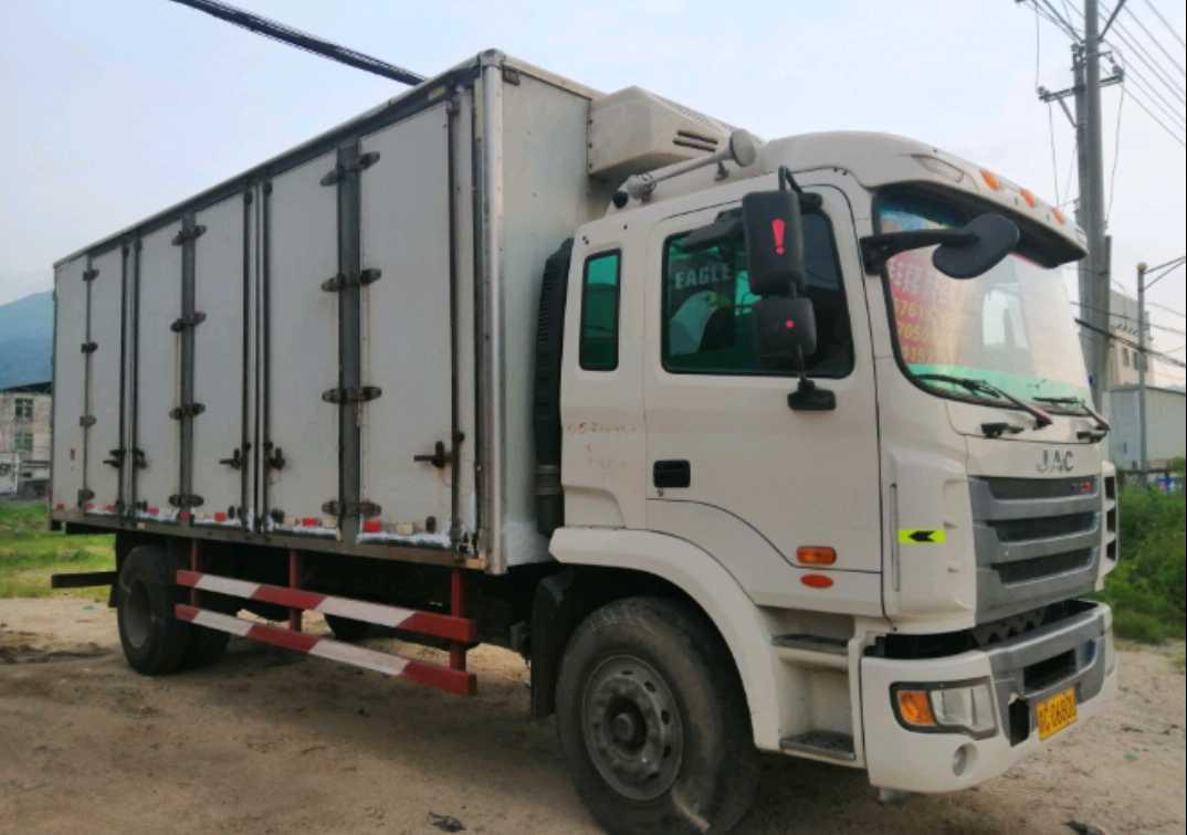 江淮格尔发 载货车  180匹2015年07月 4×2 国四