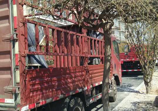 #其他品牌其他 載貨車  143匹2017年03月 4×2 國五